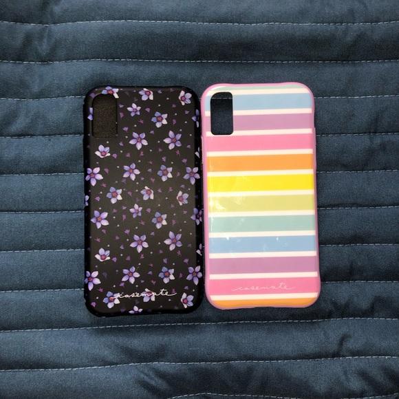 case-mate Accessories - *NEW*Case-Mate IPhone X/Xs cases BUNDLE!!
